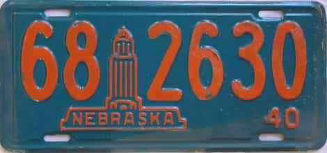 1940 NE (Single)