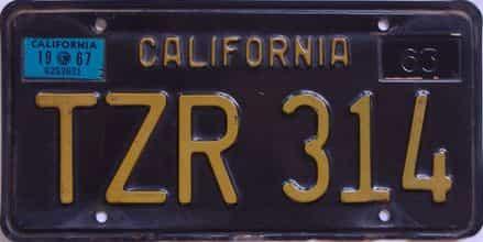 1967 CA (Single)