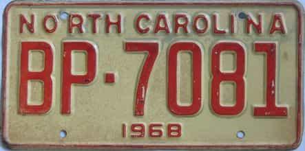 1968 NC
