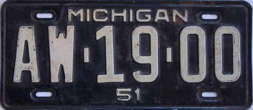 1951 MI