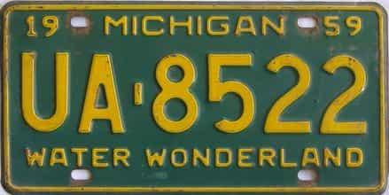 1959 MI (Single)