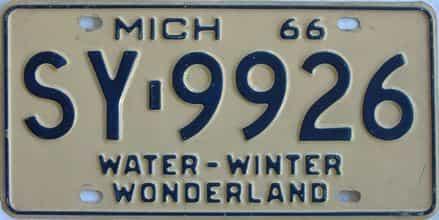 1966 MI (Single)