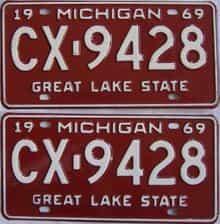 1969 MI (Pair)