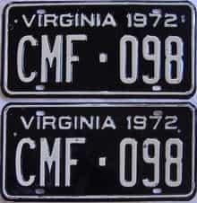 1972 VA (Pair)