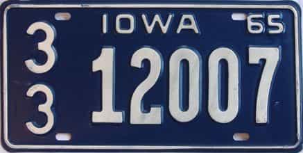 1965 IA (Single)