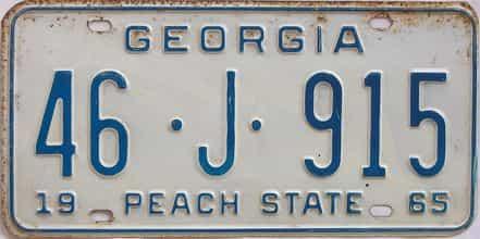 YOM 1965 GA