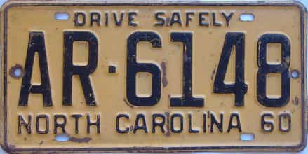 1960 NC