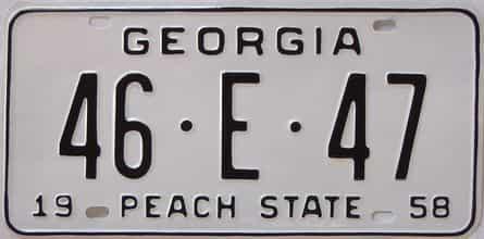 YOM RESTORED 1958 GA