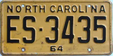 1964 NC