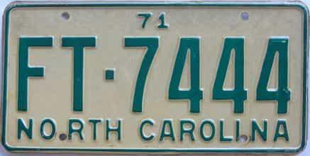 1971 NC
