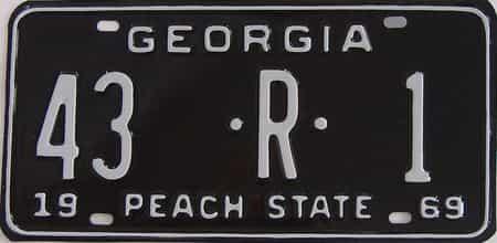 YOM RESTORED 1969 GA (Truck)