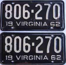 1962 VA (Pair)