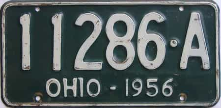 1956 OH (Single)
