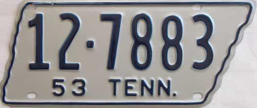 1953 TN (Single)
