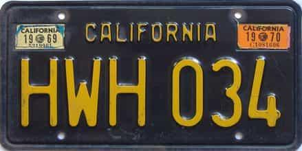 1970 CA (Single)