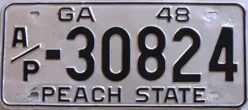 1948 GA (Truck)