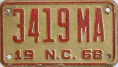 1968 NC (Motorcycle)