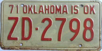 1971 OK