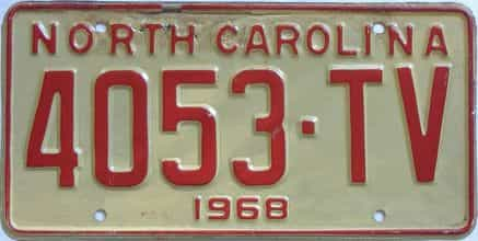 1968 NC (Truck)