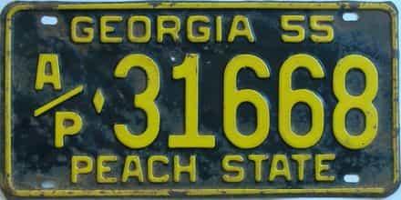 YOM 1955 GA (Truck)