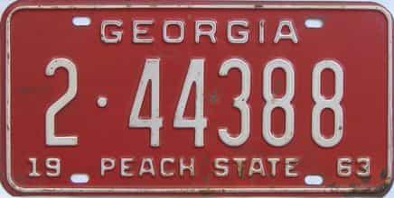 YOM 1963 GA