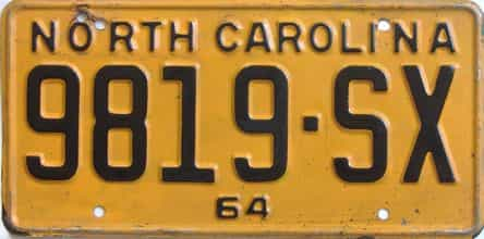 1964 NC (Truck)