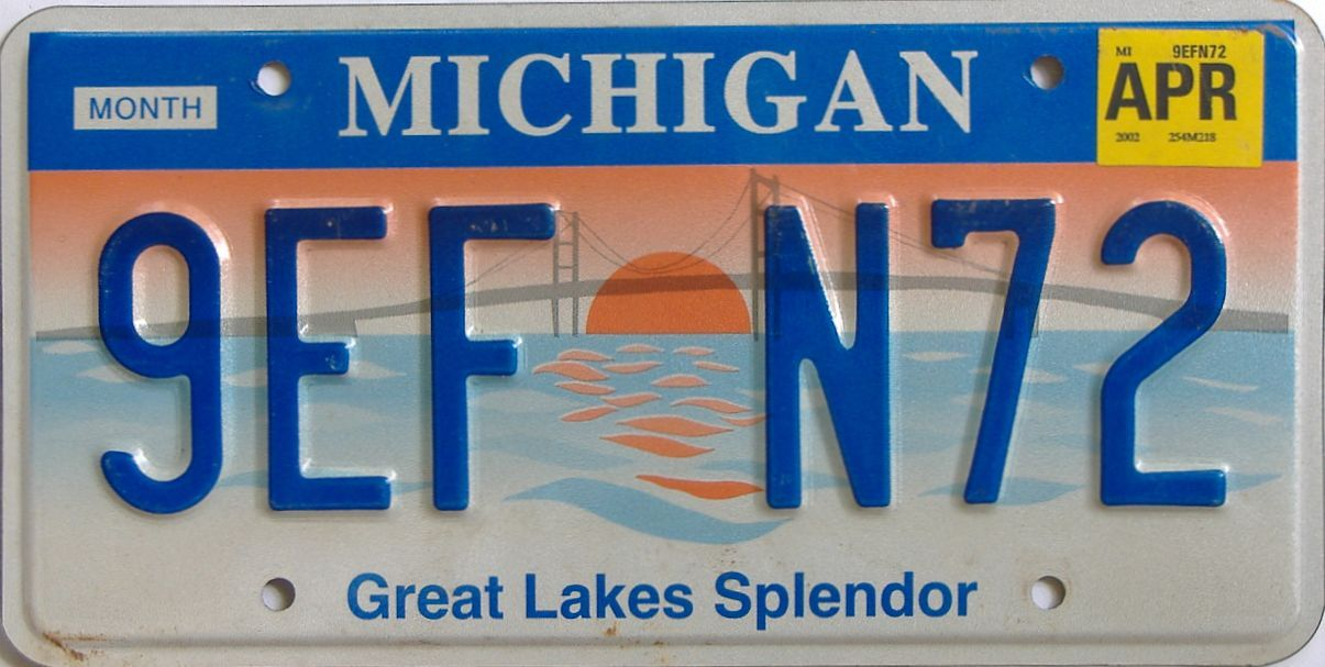 Thousands of Collectible License Plates for Sale at The Tag Dr.