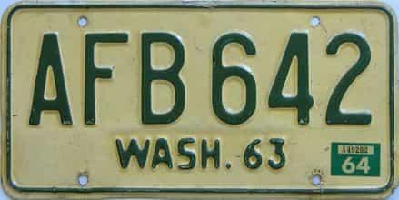 1964 WA (Single)
