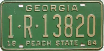 YOM 1964 GA (Truck)