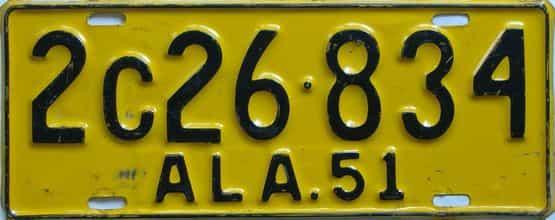 1951 AL (Single)