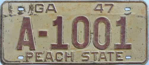 YOM 1947 GA