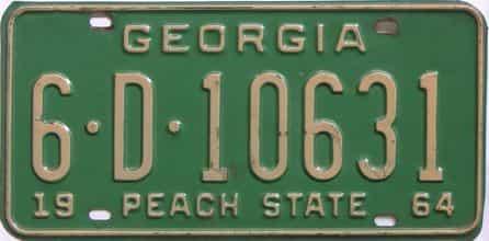 YOM 1964 GA