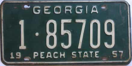 YOM 1957 GA