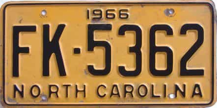 1966 NC