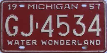 1957 MI (Single)