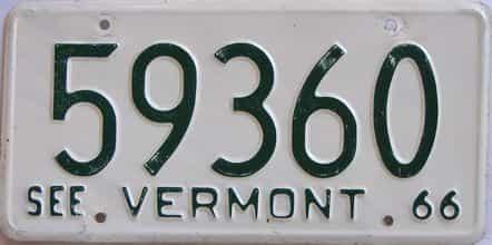 1966 VT (Single)