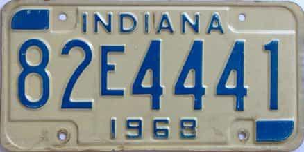 1968 IN