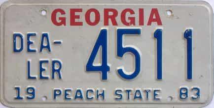 1983 GA (Dealer)