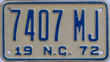 1972 NC (Motorcycle)