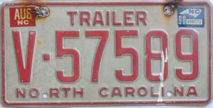 1990 NC (Trailer)