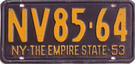 1953 NY