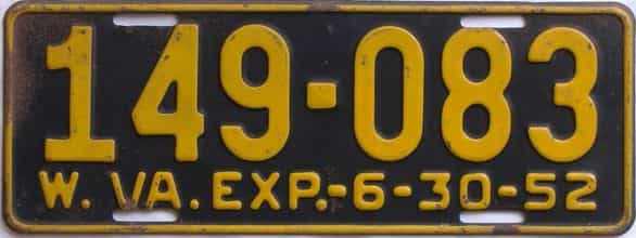 1952 WV