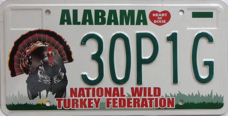 AL license plate for sale