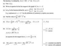 AP Calculas