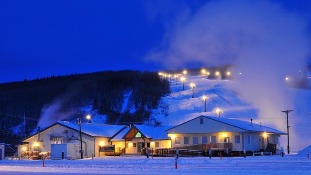 Ski & Snowboard Areas