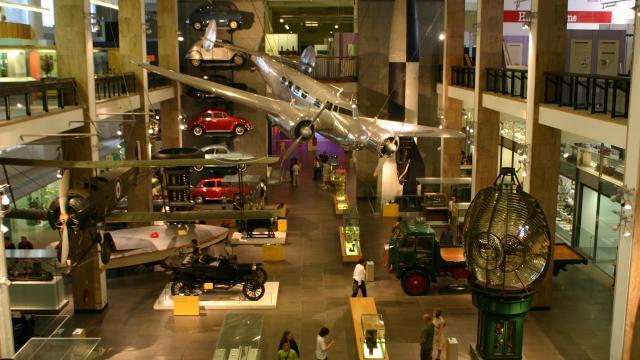 Science Museums
