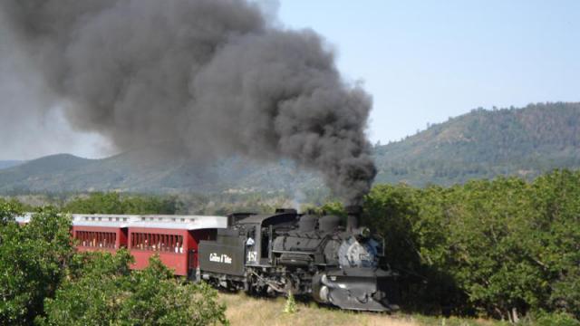 Scenic Railroads