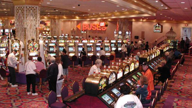 Casinos & Gambling