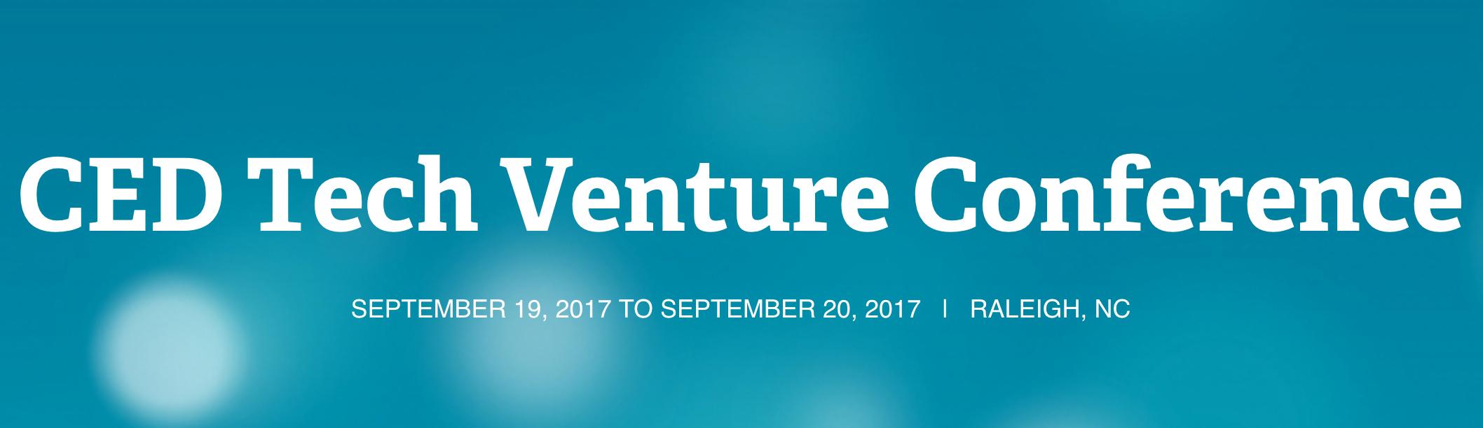 CED Tech Venture 2017