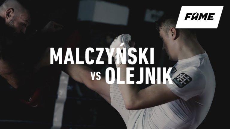 FAME MMA 5: Dawid Malczyński vs Olejnik (Zapowiedź walki ...